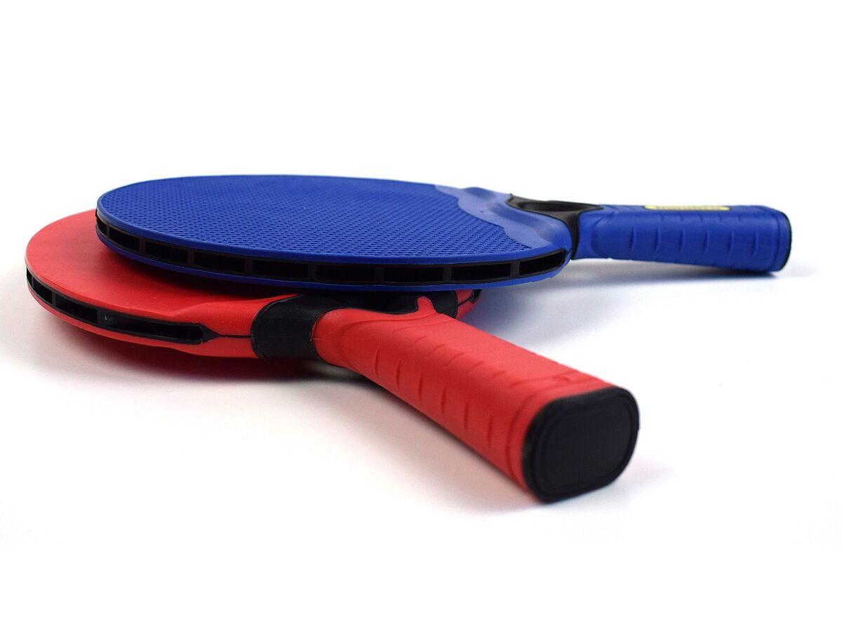 Bild 4 von Bandito Tischtennisplatte »Big-Fun«, Indoor, mit Tischtennisschläger Set