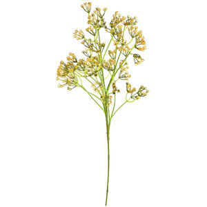 Stielblume, L:70cm, gelb