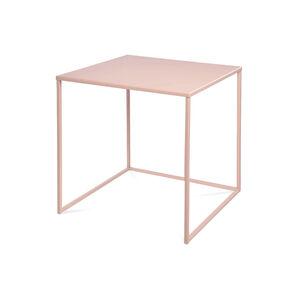 Beistelltisch, L:40cm x B:40cm, rosa