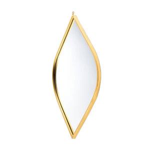 Spiegel Ornament, B:26,5cm x L:46cm, gold