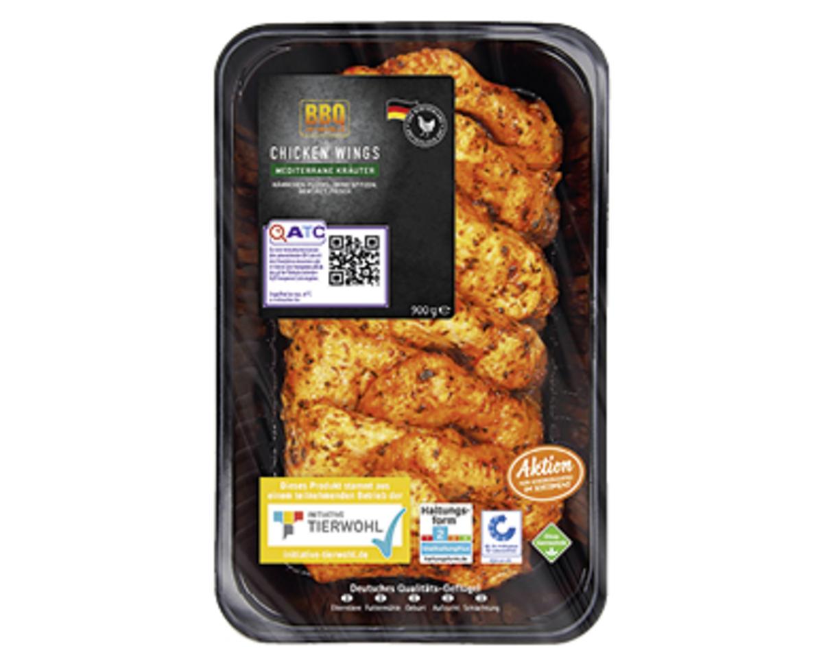Bild 1 von BBQ Chicken Wings