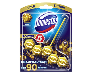 Domestos Gold Edition