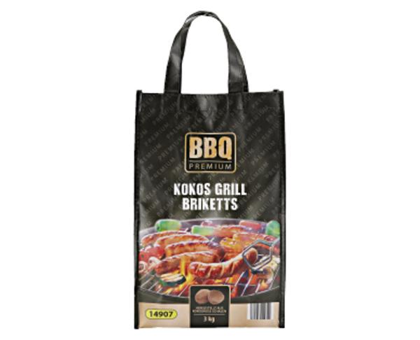 BBQ PREMIUM Kokos Grill Briketts