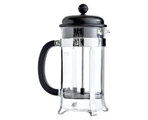 CAFFETTIERA Kaffeebereiter mit Kunststoffdeckel