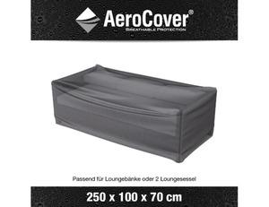 AeroCover Bank-Schutzhülle 250 x 70 x 100 cm