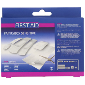 First Aid Pflaster