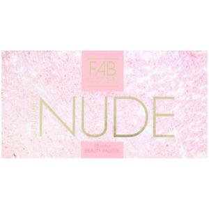FAB Factory Lidschatten-Palette Nude