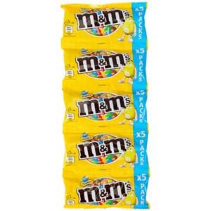 M&M's Multipackung Erdnuss