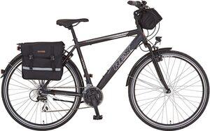 REX Bike Trekkingrad »Expedition«, 24 Gang Shimano Acera Schaltwerk, Kettenschaltung