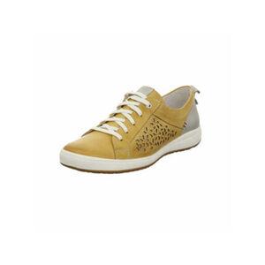 SEIBEL/WESTLAND Sneaker, Leder, flacher Absatz, für Damen