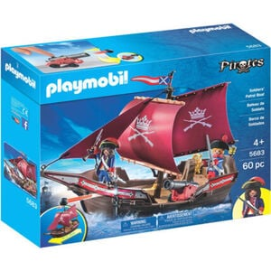 Playmobil® Pirates - Soldiers' Patrol Boat 5683