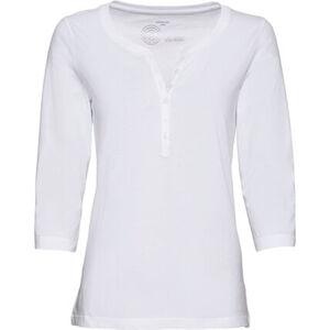 Adagio Shirt, Knopfleiste, Organic Baumwolle, für Damen