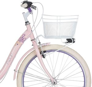 MBM Trekkingrad »Fleur«, 6 Gang Shimano ty21 Schaltwerk, Kettenschaltung