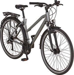 """Prophete Trekkingrad »ENTDECKER 20.BMT.10 Trekking-Bike 28""""«, 24 Gang Shimano Shimano Altus Schaltwerk, Kettenschaltung"""