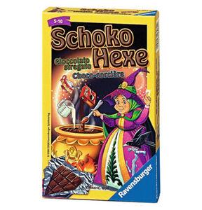 Ravensburger Mitbringspiel Schoko Hexe