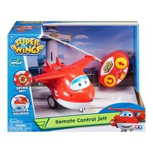 Super Wings - RC Flugzeug, Jett, rot-weiß