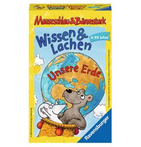 Ravensburger Mitbringspiel Mauseschlau und Bärenstark: Wissen und Lachen