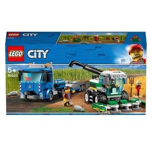 LEGO City - 60223 Transporter für Mähdrescher