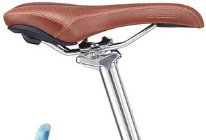BREEZER Bikes Trekkingrad »DOWNTOWN 7+ ST«, 7 Gang Shimano Nexus 7 Schaltwerk, Nabenschaltung