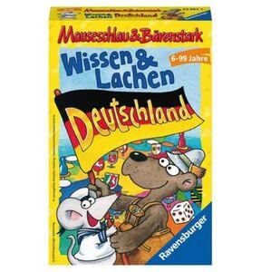 Ravensburger Spiel Mauseschlau & Bärenstark Wissen und Lachen