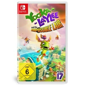Nintendo - Switch: Yooka-Laylee and the Impossible Lair