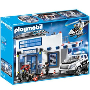 Playmobil® City Action - Polizeistation 9372