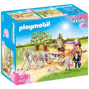 Playmobil® City Life - Hochzeitskutsche 9427