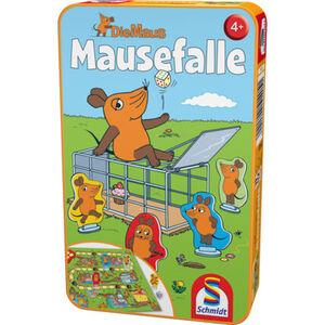 Schmidt Spiele Die Maus: Mausefalle in Metalldose