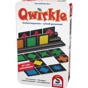 Schmidt Spiele Qwirkle mit Erweiterungen: Einfach begonnen - schnell gewonnen!