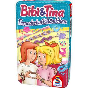 """Schmidt Spiele Freundschaftssbändchen """"Bibi und Tina"""""""