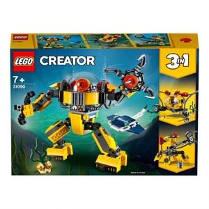 LEGO Creator - 31090 Unterwasser-Roboter