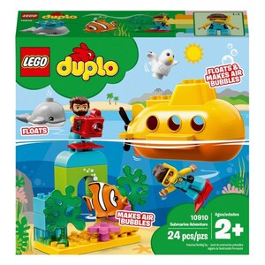 LEGO DUPLO - 10910 U-Boot Abenteuer