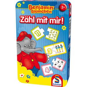 Schmidt Spiele Benjamin Blümchen: Zähl mit mir!