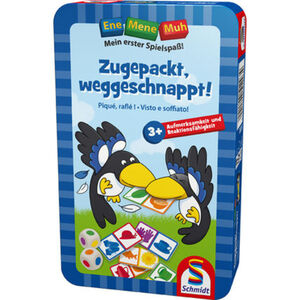 Schmidt Spiele Ene Mene Muh: Zugepackt, weggeschnappt!
