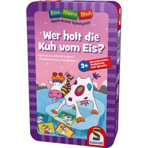 Schmidt Spiele Ene Mene Muh: Wer holt die Kuh vom Eis?