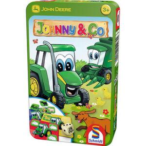 Schmidt Spiele John Deere: Johnny & Co in Metalldose