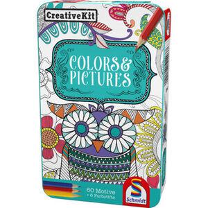 Schmidt Spiele Creative Kit Colors & Pictures