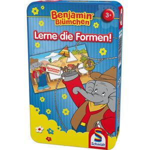 Schmidt Spiele Benjamin Blümchen: Lerne die Formen!