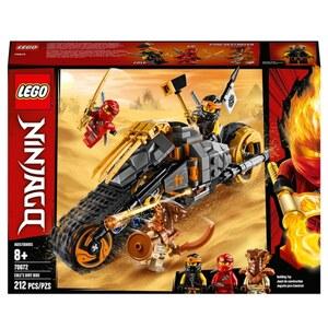 LEGO Ninjago - 70672 Coles Offroad-Bike