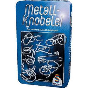 Schmidt Spiele Metall-Knobelei - Das verflixte Geschicklichkeitsspiel