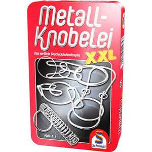 Schmidt Spiele Reisespiel Metall Knobelei XXL