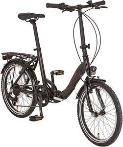 """Prophete Trekkingrad »URBANICER 20.BSU.10 City Bike 20""""«, 7 Gang Shimano Shimano Tourney Schaltwerk, Kettenschaltung"""