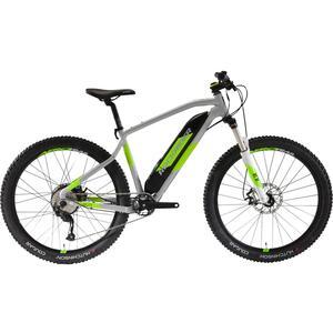 E-Bike Mountainbike 27,5 Zoll E-ST 500 V2 grau/gelb