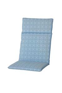Madison Hochlehner-Auflage Circle Blue 120 x 50 cm