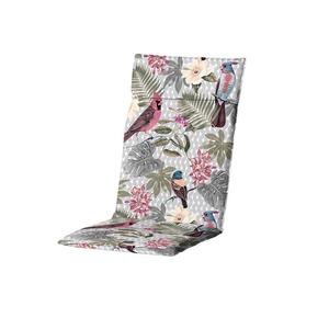 Madison Hochlehner-Auflage Faya Pink 120 x 50 cm