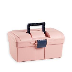 Putzkasten Putzbox 300 rosa/marineblau