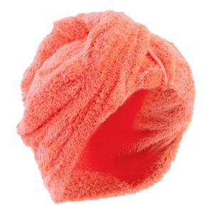 Haar-Handtuch Mikrofaser weich orange
