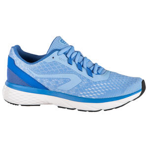 Laufschuhe Run Support Damen blau