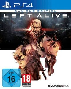 PS4 Left Alive (Day 1 Edition)