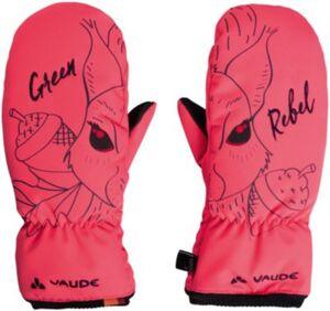 Fausthandschuhe  pink Gr. 2 Mädchen Kleinkinder
